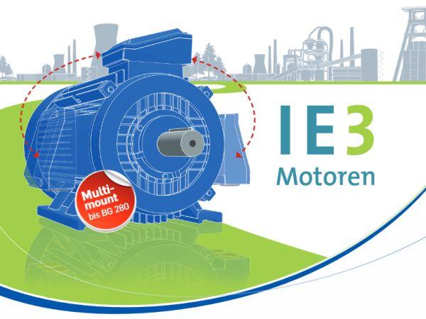 EMK Elektromotoren IE3